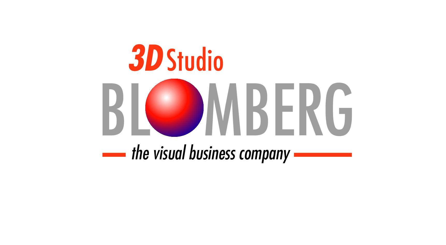 3D Studio Blomberg (3DS) logo