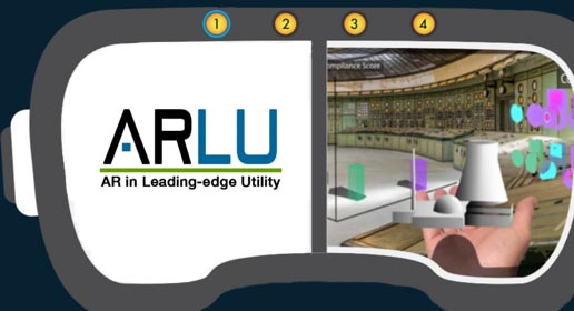 Augmented Reality in Leading-Edge Utilities (ARLU) | Palo Alto, CA | Sep. 25-26, 2017
