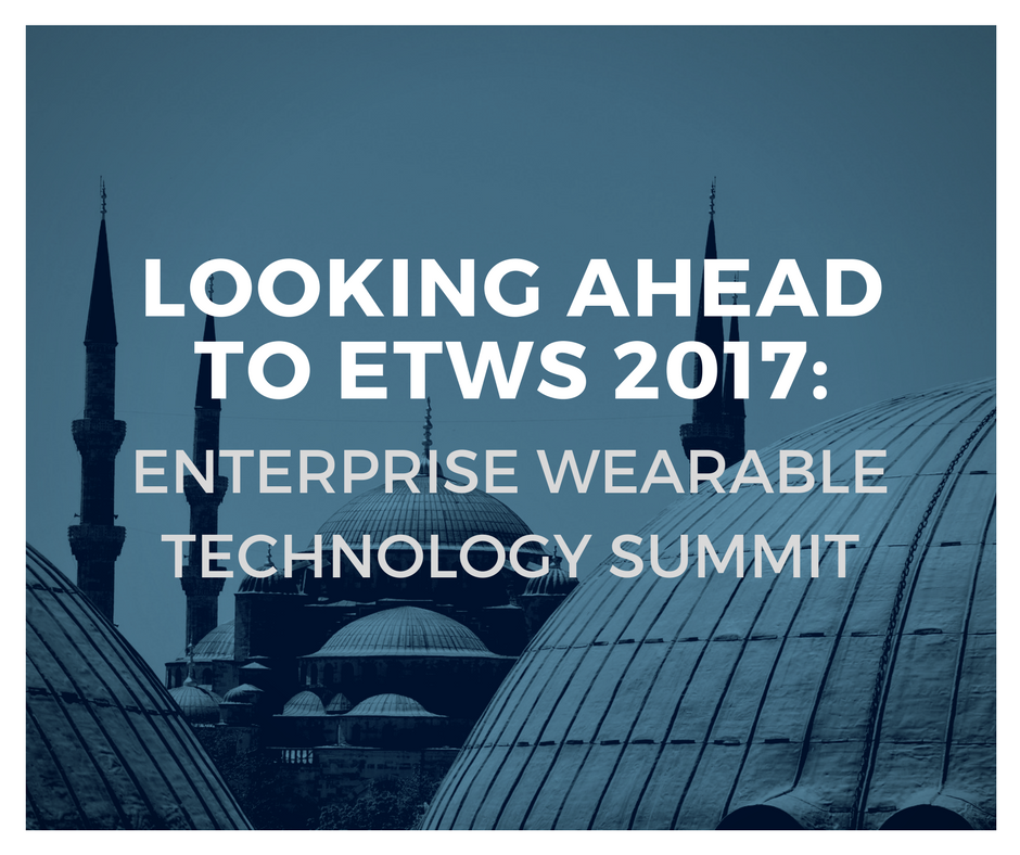 Looking ahead to EWTS 2017 - AREA