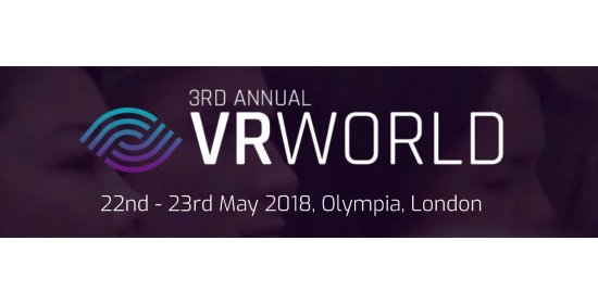 3rd Annual VRWorld