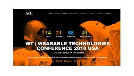 Wearable Technologies Conference