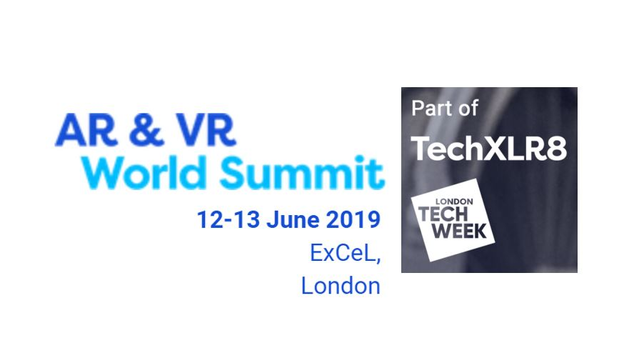 AR & VR World Summit