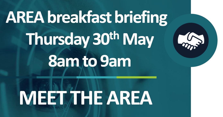 AWE USA: AREA Breakfast Briefing