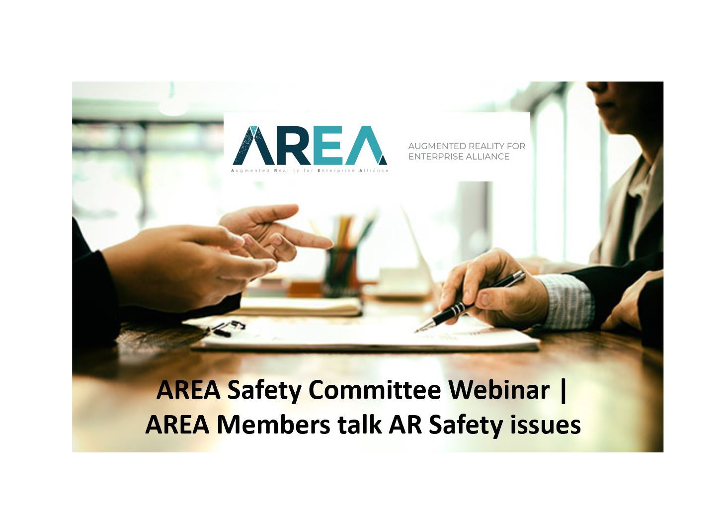 AREA Safety Committee Webinar   AREA Members talk AR Safety issues