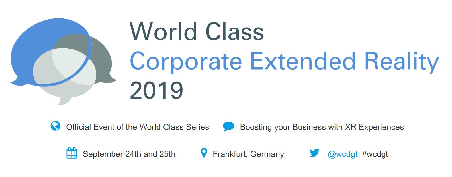 World Class Corporate Extended Reality 2019