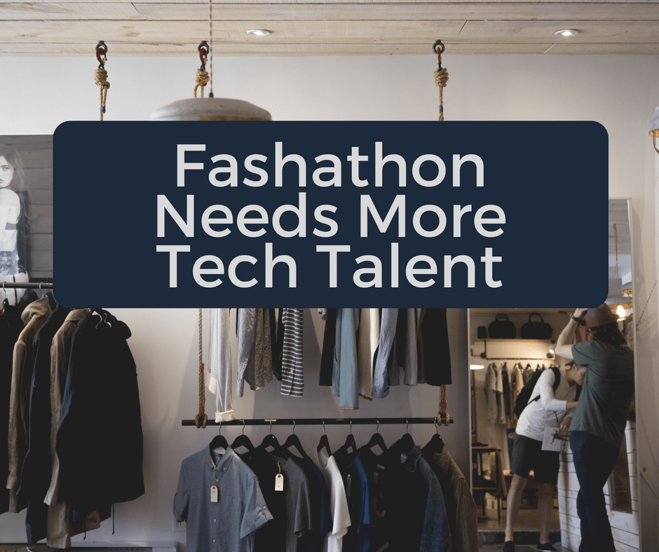 Call for Tech Talent for Fashathon Event London - AREA