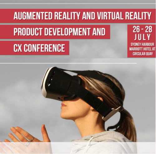 AR & VR Product Dev. & CX Conference 2017