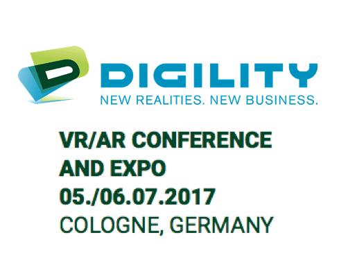 DIGILITY | Cologne, Germany| July 5 – 6, 2017