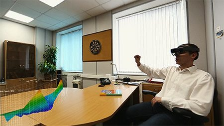 AR Adds a New Dimension to Financial Trading and Analysis - AREA