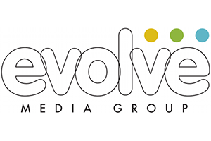 Evolve Media Group logo