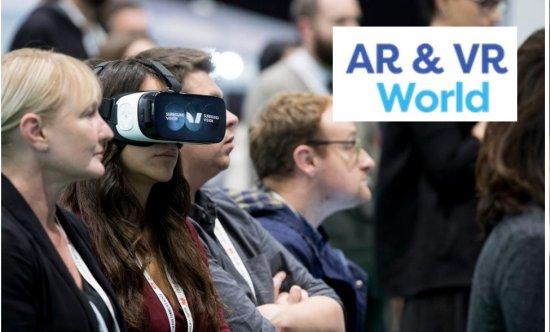 AR & VR World