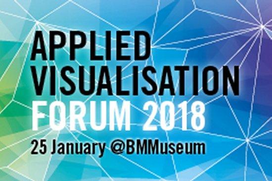 Applied Visualisation Forum 2018