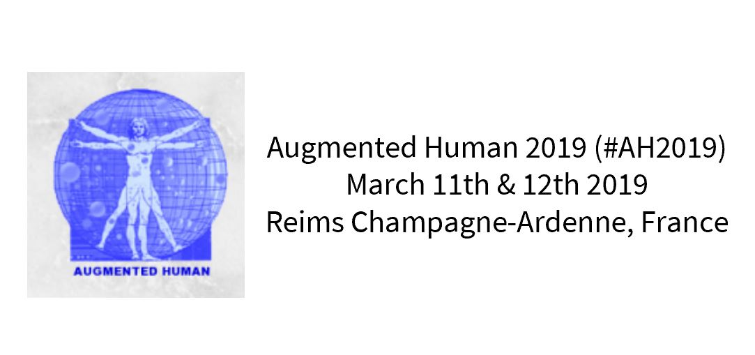 10th Augmented Human International Conference