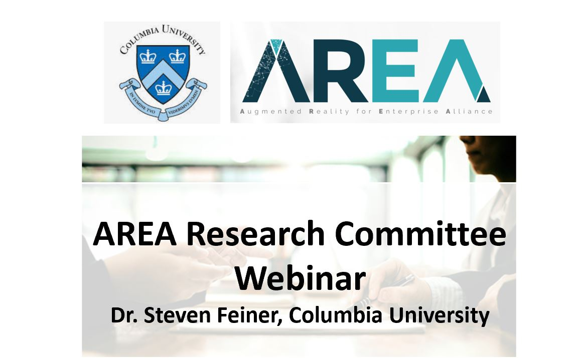 AREA Research Committee Webinar