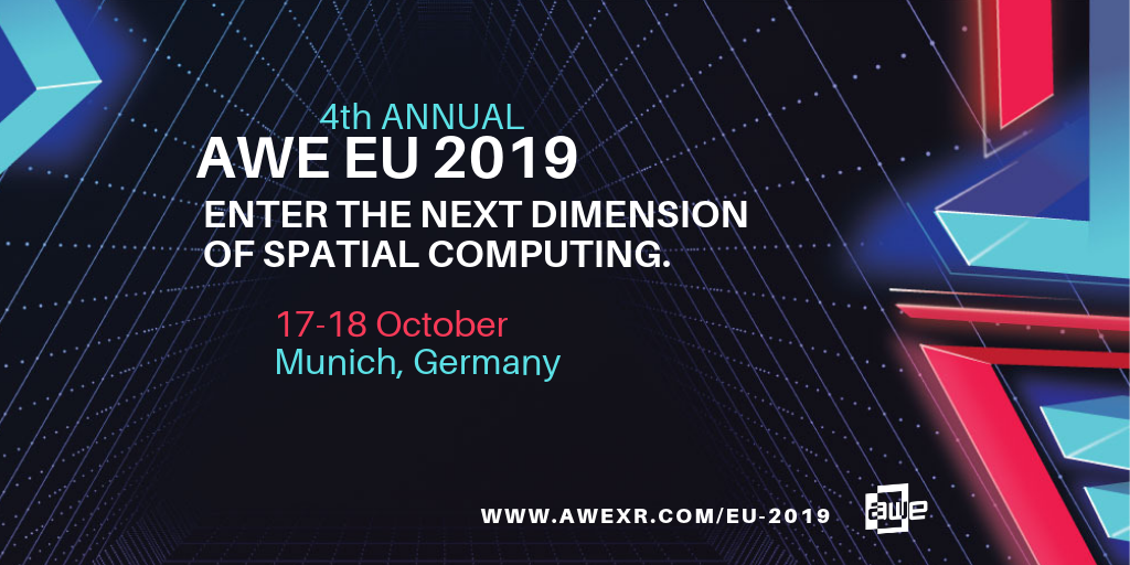 AWE EU 2019