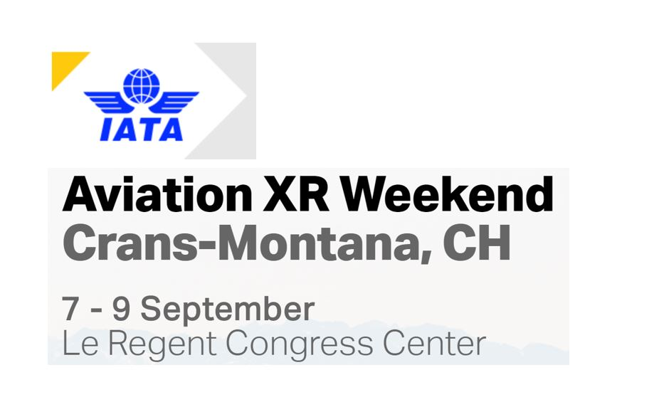 IATA Aviation XR Weekend