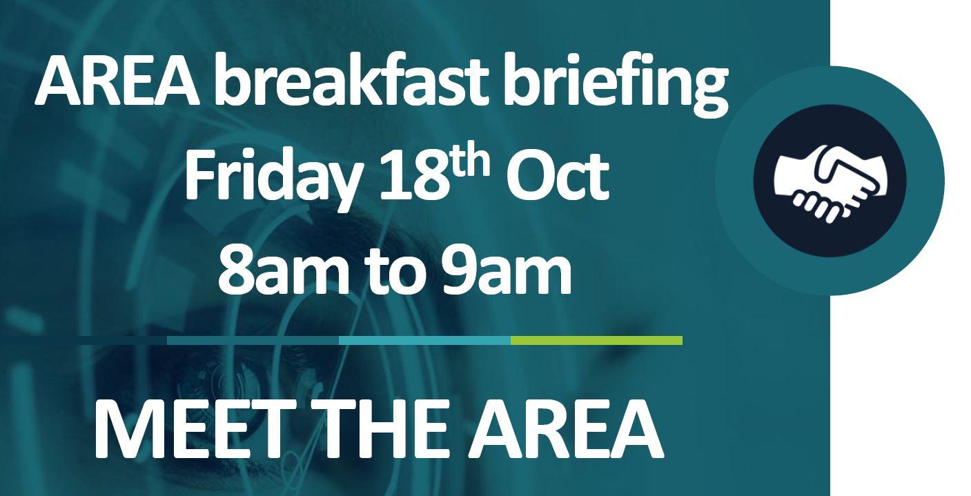 AWE EU: AREA Breakfast Briefing