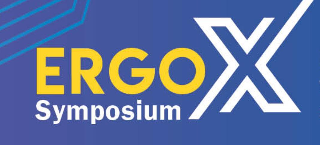 ErgoX Symposium 2019