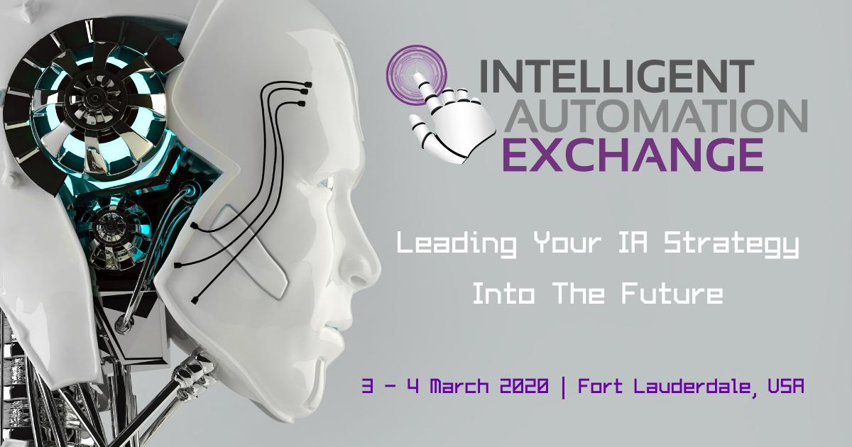 Intelligent Automation Exchange USA