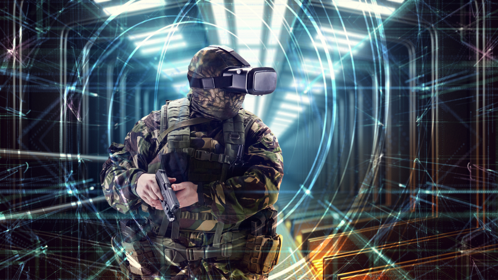 Augmented Reality Market Report – Military AR Headgear - AREA