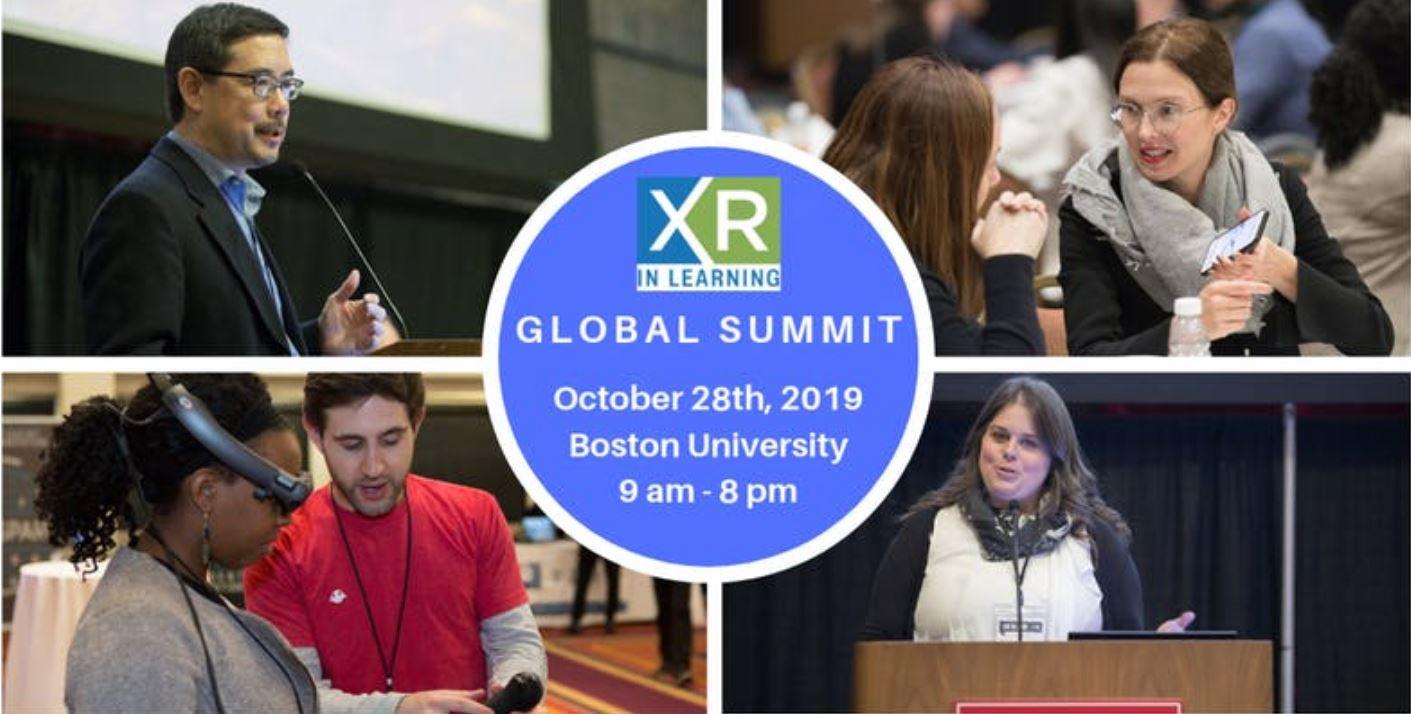 XR InLearning – Global Summit