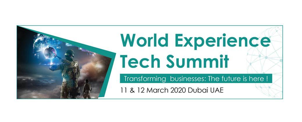 World Experience Tech Summit