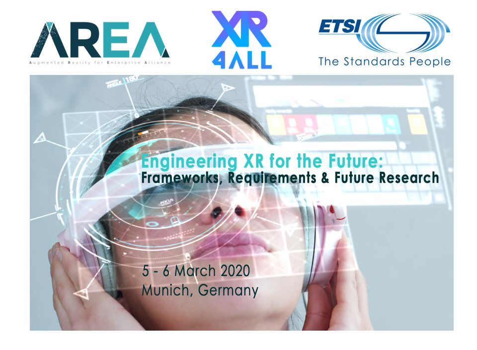 Engineering XR for the Future:  Frameworks, Requirements and Future Research