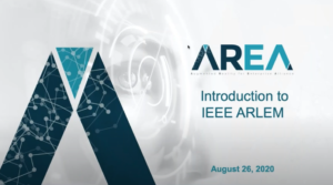 Introduction to IEEE ARLEM