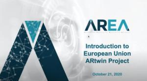 Intro to European Union ARtwin Project