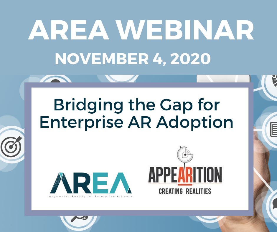 AREA Thought Leaders Network | Bridging the Gap for Enterprise AR Adoption