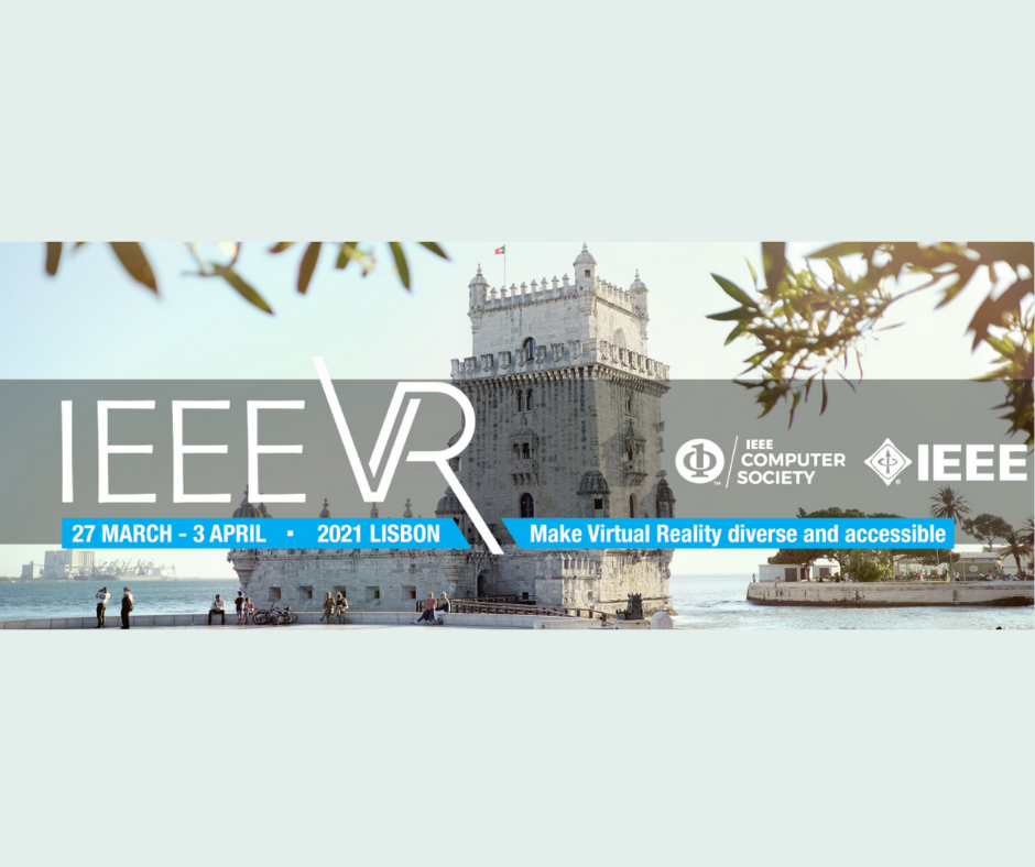 IEEE VR and 3DUI Making Virtual Reality Diverse and Accessible