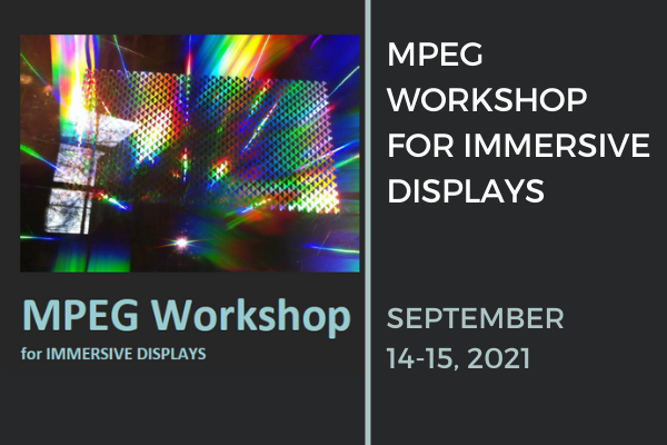 MPEG Workshop